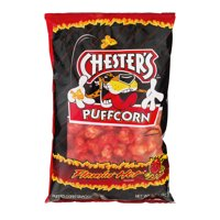 Chester's Puffcorn Flamin' Hot, 2.625 OZ