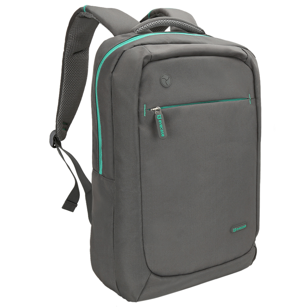 Evecase Ultra Slim Lightweight Water Resistant School Travel Book Bag