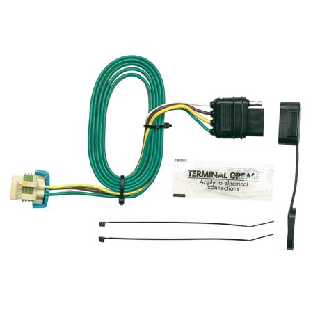 Hopkins Towing Solution 41405 Plug-In Simple Vehicle To Trailer ...