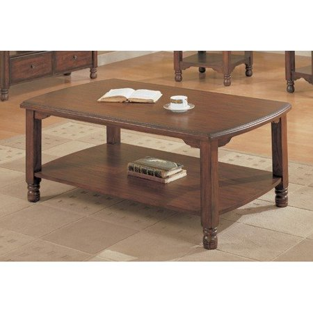 Anthony California Rounded Edges Cocktail Table