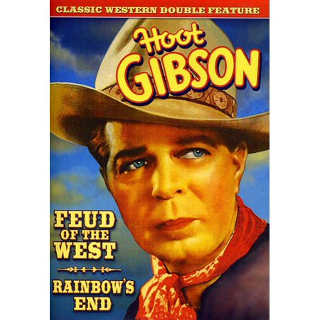 Roosevelt Sagamore Hill - Feud of the West (1936) / Rainbow's End (1935) (DVD)