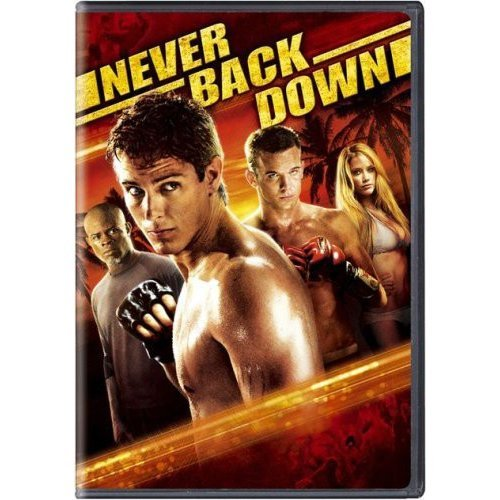 NEVER BACK DOWN (DVD/WS/FF/ENG SDH/SPAN/DOL DIG 5.1)