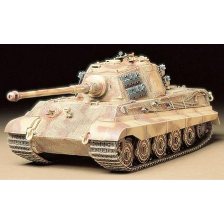 Tamiya 35164 1/35 GER KING TIGER W/PRD