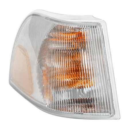 Turn Signal / Parking Light Assembly for 98 00 Volvo S70 V70 18-5279-00-1 TYC Colorado Parking Signal Light