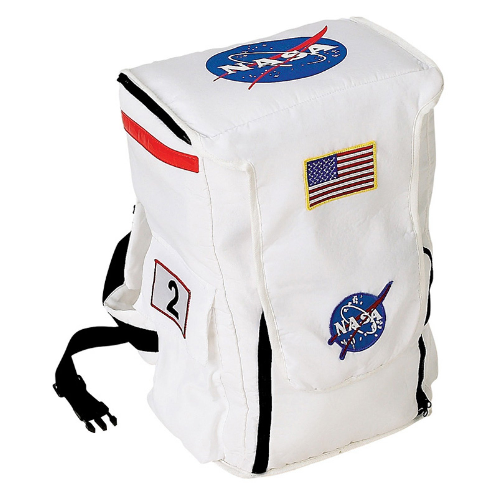 Aeromax Astronaut White Back Pack
