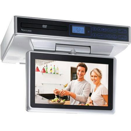 Venturer Klv39103 10 Inch Under Cabinet Lcd Tv Dvd