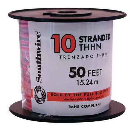 50 ft., Building Wire, Southwire Company, 22975736