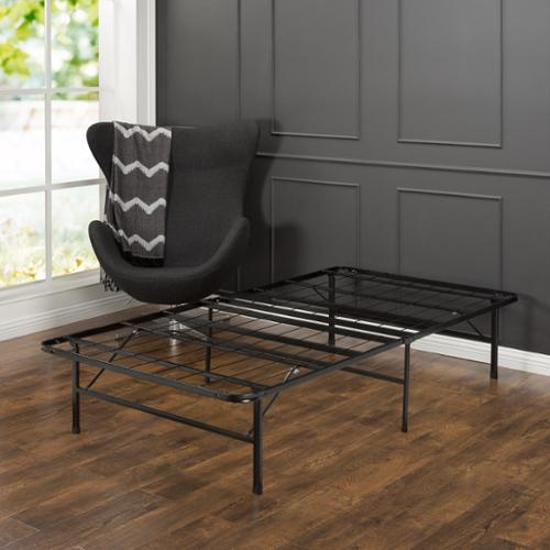 Priage  SmartBase Steel Platform Twin Bed Frame