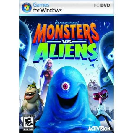 Monsters vs. Aliens (PC)