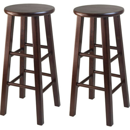 1950s Style Bar Stool - Winsome Wood Pacey 29
