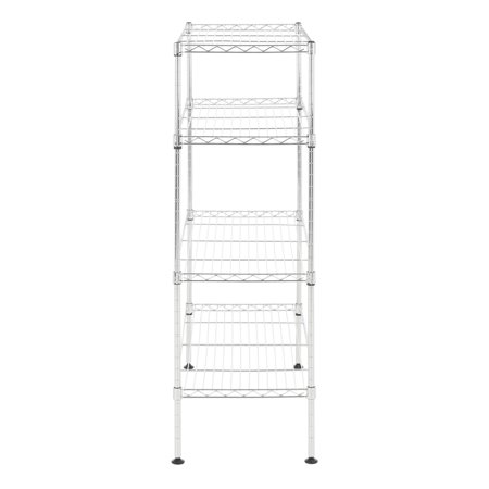 Happimess Bennett 4 Tier Shoe Rack