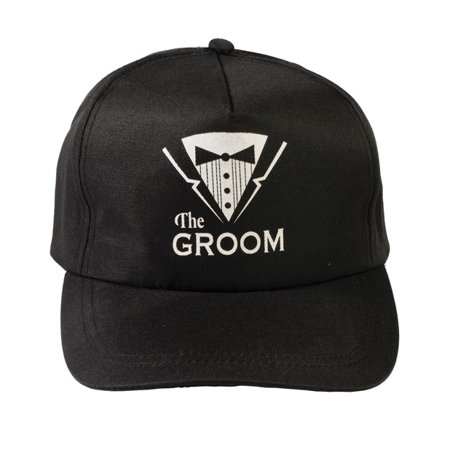 Bachelor Party The Groom Hat - Groom Hat