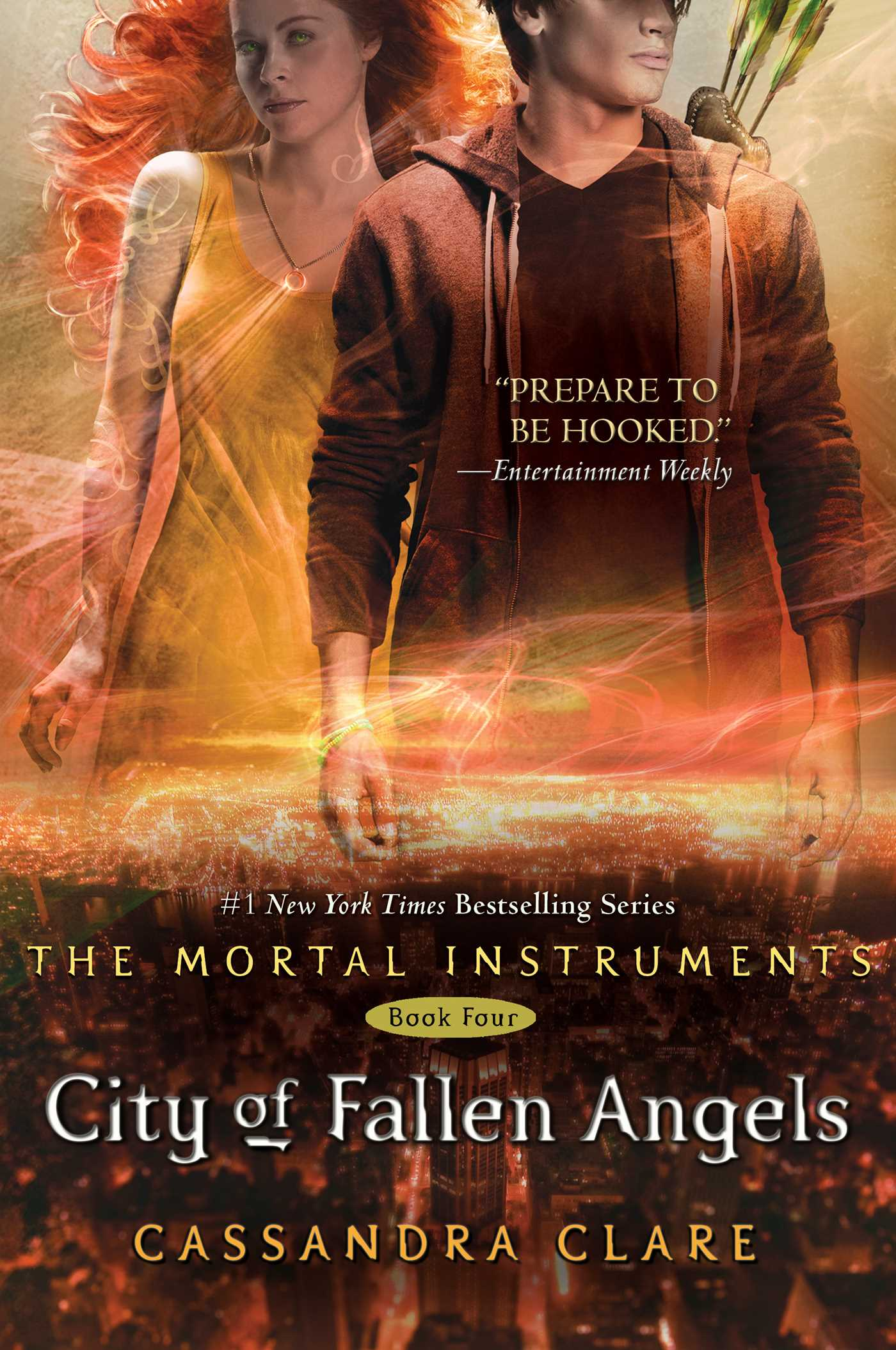 Image result for city of fallen angels book cover