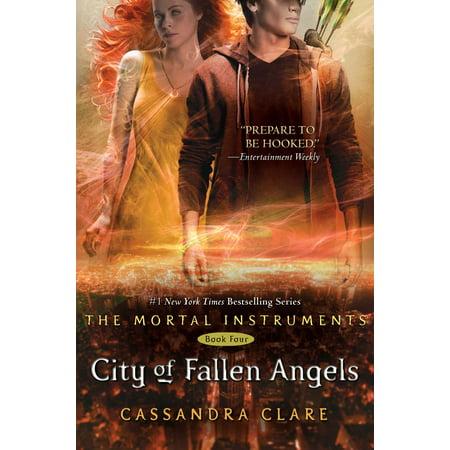 City of Fallen Angels - Fallen Angel Halloween Look