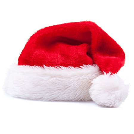 Red Santa Claus Fancy Dress Easter Christmas Party Hat Cap Adult Size New - Adult Easter Dresses