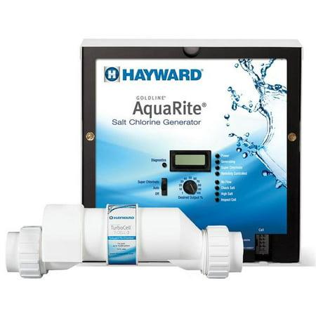 Hayward W3AQR9 25000 gal Aqua Rite Electronic In-Ground Salt Chlorination System - image 1 de 1