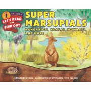 Super Marsupials: Kangaroos, Koalas, Wombats, and More - eBook