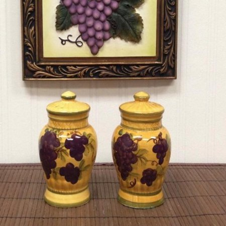 - Sonoma Collection Deluxe Handcarfted Salt & Pepper Shaker Set