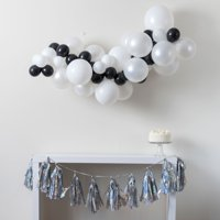 Let's Party Balloon Garland