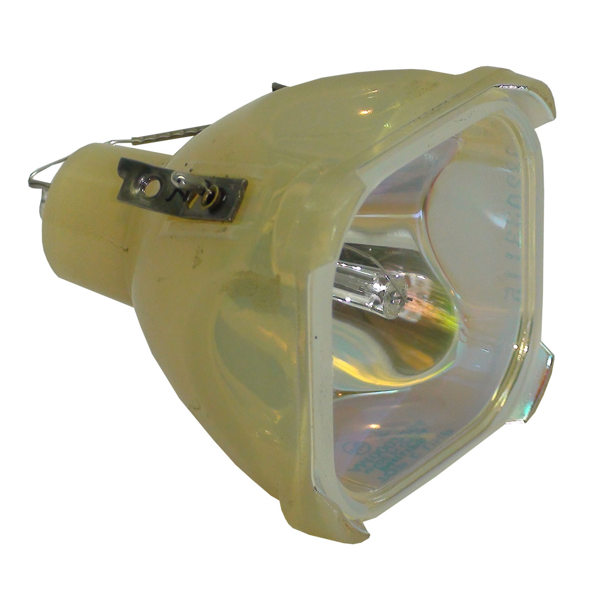 Original Philips Projector Lamp Replacement for Sony VPL-CX10 (Bulb Only) - image 4 de 5