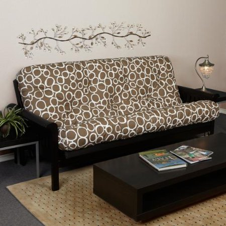 Mozaic Co Lario Circles Queen Size 12 Inch Futon Mattress