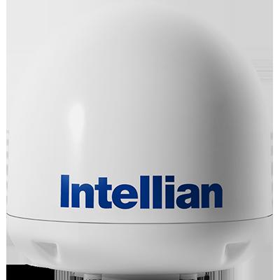 """Image of """"Intellian B4-I3DNSB i3 Sat TV System, 15"""""""" Dish, w/ DISH rcvr"""""""