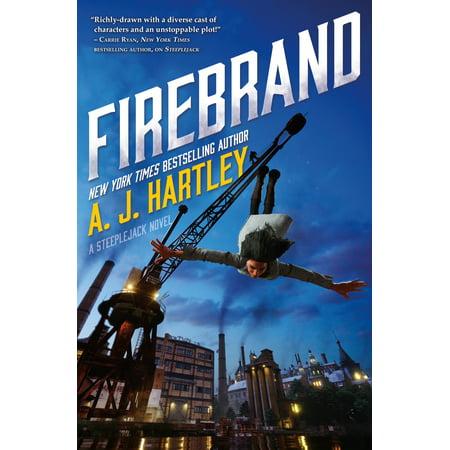 Firebrand : Book 2 in the Steeplejack series