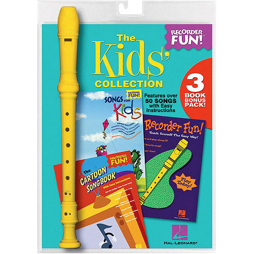 Kid's Collection Recorder Pack