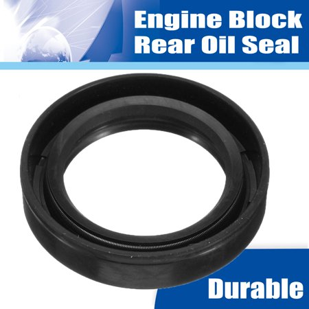 Speed Governor Shaft Engine Block Rear Oil Seal For 186F 186FE 186FA 186FAE