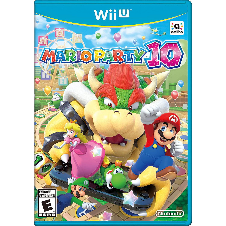 Mario Party 10, Nintendo, WIIU, [Digital Download], 0004549666041