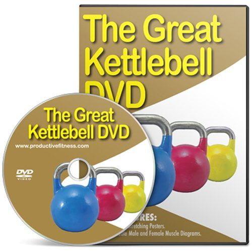 Productive Fitness KettleBell DVD for Beginners
