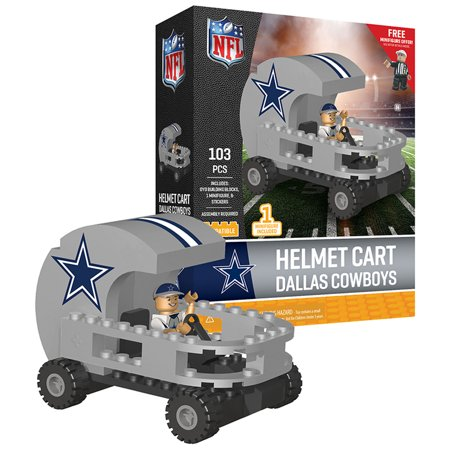 Dallas Cowboys OYO Sports NFL Helmet Cart - No Size for $<!---->