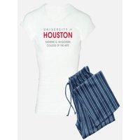 CafePress - Houston Cougars College Of - Women's Light Pajamas