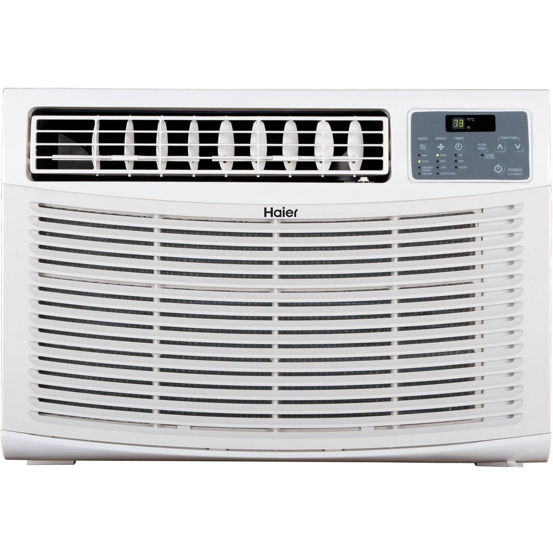Haier 15,000 BTUs Air Conditioner, White, HWE15XCR-L