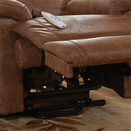 Hawthorne Collections Comfort Lift Recliner in Brown - image 3 of 6