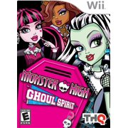 Monster High Ghoul Spirit (Wii)
