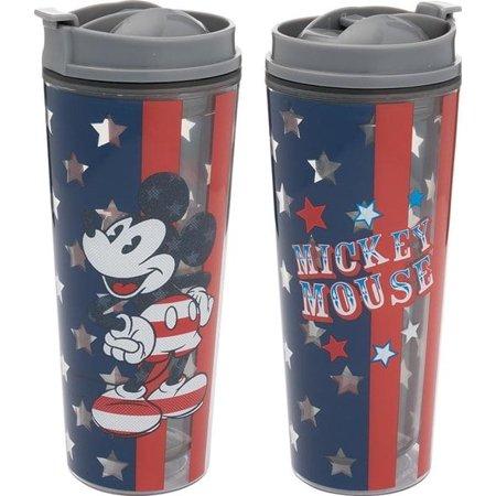 Disney: Mickey Mouse Americana Acrylic Tumbler](Disney Gif Tumblr)