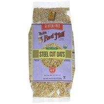 Bob's Red Mill Steel Cut Oats Organic Gluten Free