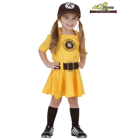 Toddler A League of Their Own Kit Costume (Create Your Own Costume)