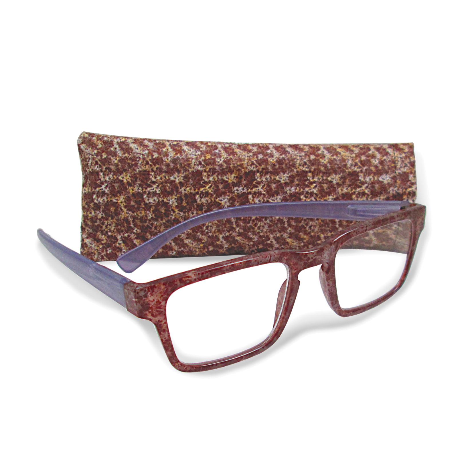 Lavender +2.75 Magnification Reading Glasses