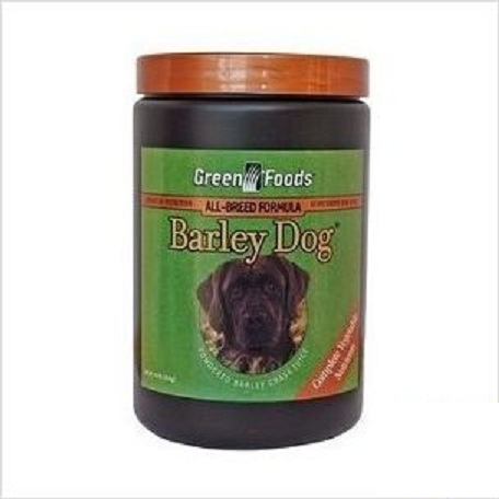 Barley For Dogs-Value Size Green Foods 11 oz Powder