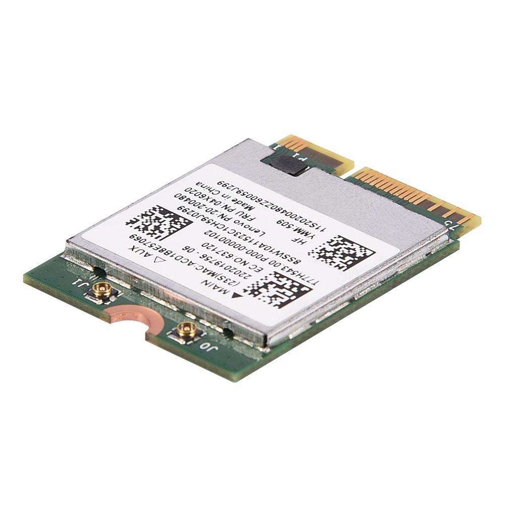 Ejoyous BCM94352Z NGFF 802 11ac Dual Band Wireless WIFI Card Module for  Lenovo Y50-70 Touch 04X6020,wifi card for lenovo y50-80, BCM94352Z module