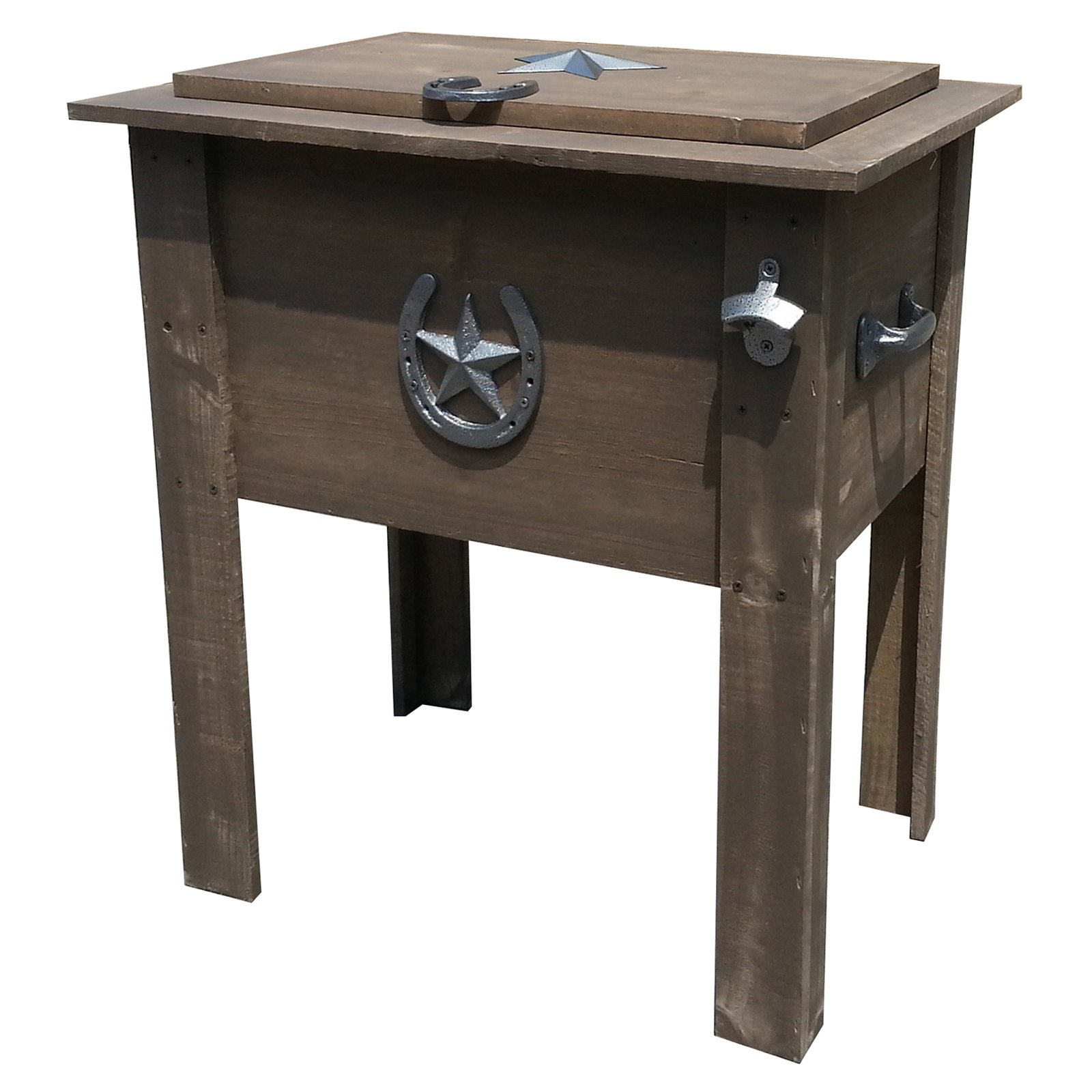 Leigh Country 54 Qt. Texas Star Country Cooler