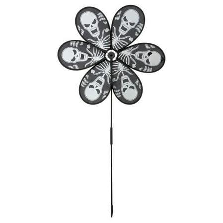 Ganz Halloween Pinwheel  Glow In The Dark Skeleton Pinwheel - Halloween Pinwheels Appetizers