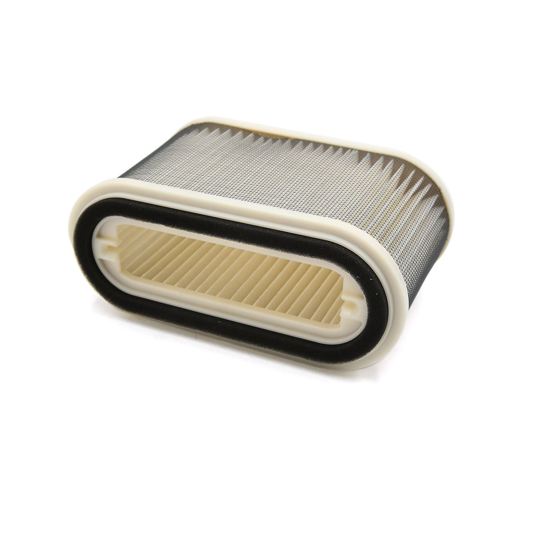 White Scooter Motorcycle Engine Air Intake Filter Replacement for Yamaha - image 3 de 3