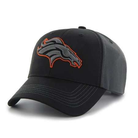 Denver Broncos Halloween (NFL Denver Broncos Blackball Cap / Hat by Fan)