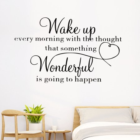 Wake Up Wonderful Cartoon Animals Music Wall Decals Diy Wall Sticker Home Decoration Bedroom Living Room Removable Decal Art Walmart Canada