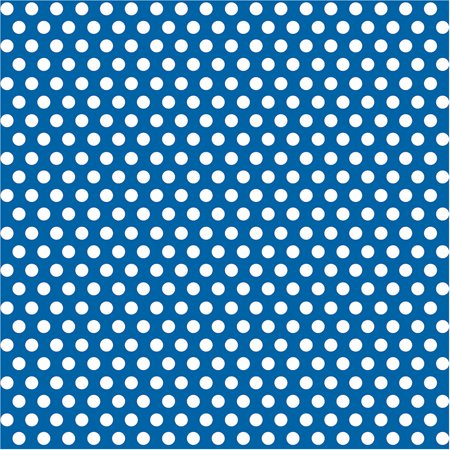 Royal Blue Polka Dot Wrapping - Polka Dot Wrapping Paper