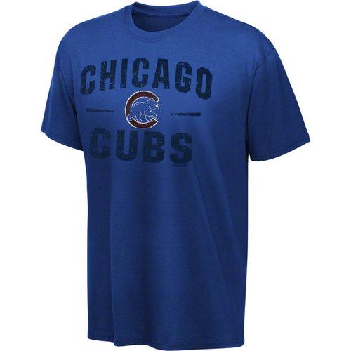 MLB - Chicago Cubs Royal Blue Game Dominator T-Shirt