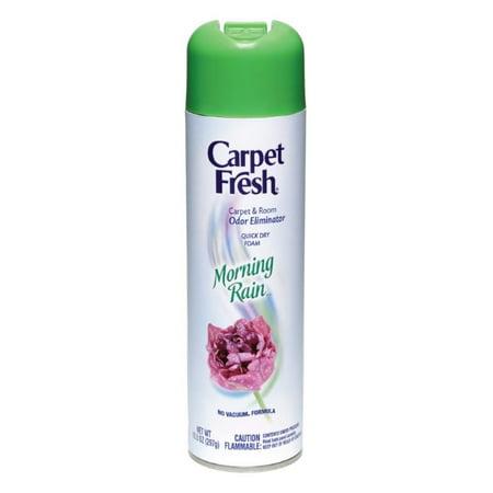 Carpet Fresh Carpet & Room Odor Eliminator Morning Rain, 10.5